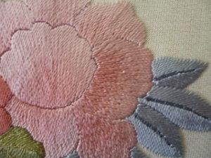 日本刺繍技法 刺し縫い