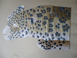 日本刺繍帯 オーダーメイド