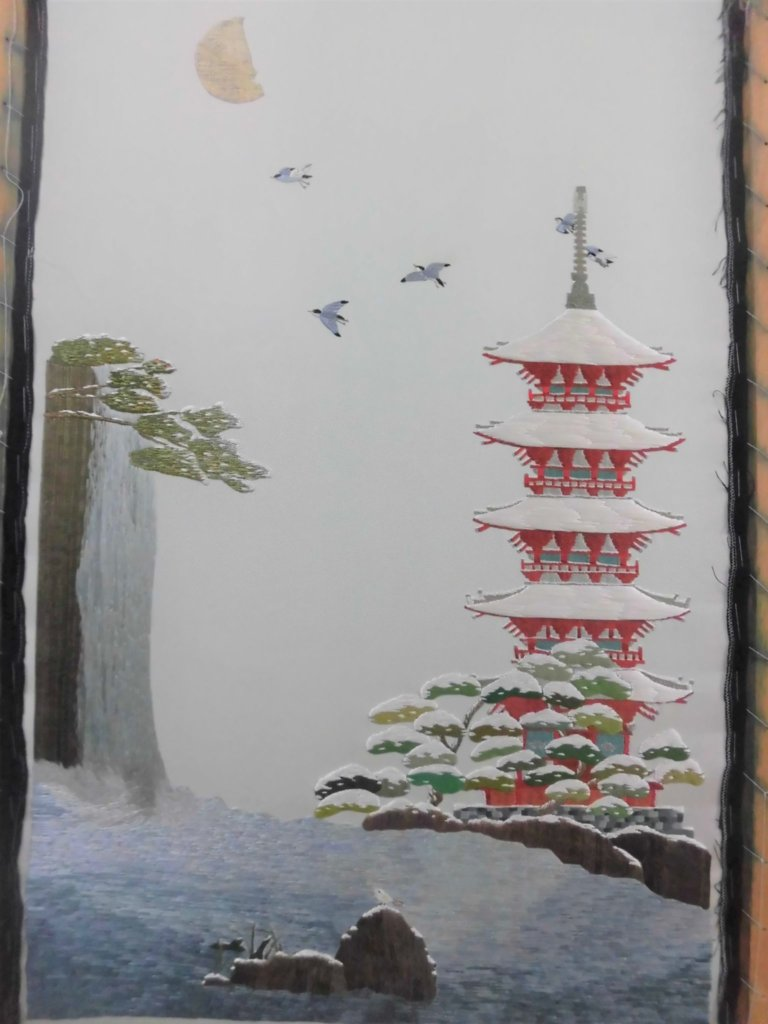 日本刺繍 教室 東京